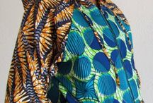 African Prints with swag