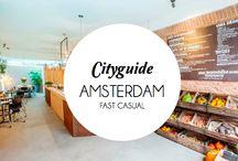 Cityguide - Amsterdam: Fast Casual