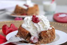 Valentine's Food Ideas / yummy & delicious Valentine's Day food ideas