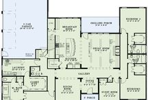 Floorplans / by Amie Sharon