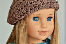 American Girl Patterns (knit & crochet patterns)