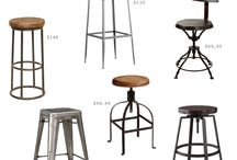 industrial furniture / by Mario Cometa