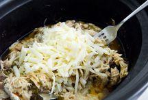 Crockpot recipes / by Ally Hopson