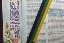 2 John Bible Journaling
