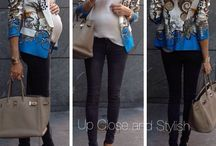 Baby Bump!! / Pregnant style