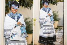 Traditional attires
