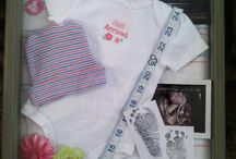 Baby First Outfit Shadowbox