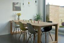 - DINING ROOM INSPIRATION -