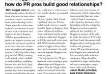 The Public Relations Blog / Public relations tools for people who don't work in PR / by Axia PublicRelations