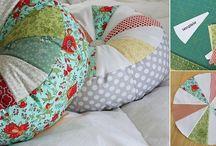 枕の作り方