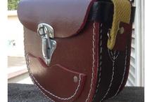 Man Bags/Accesories  / by Sarah M Schultz Designs