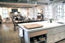 Great room/kitchen addition / by Rachel Humphrey