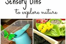 Sensory Bins / Play