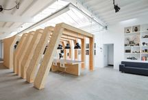 Clever interior design / In small spaces