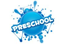 Preschool / The place with all the things SPLAT Preschoolers need.
