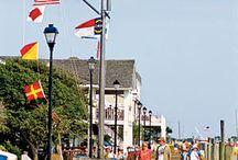 NC Coastal Towns