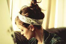 Headpieces & Scarves