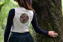 tribal handmade clothing