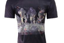 Mens Fashion 3D Printing T Shirt / Mens Fashion Shoot / by Given Harry