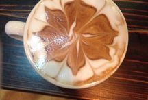 Latte Art / It's about the magic from coffee that cherrs up U'r days