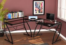 L-Shaped Computer Desks