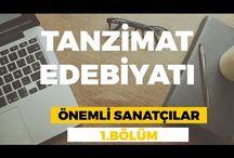 Türk Edebiyatı Dönemleri ve Önemli Sanatçılar