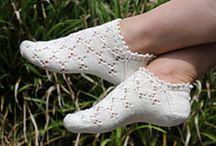 Ponožky, papuče