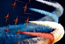 Airforce display teams