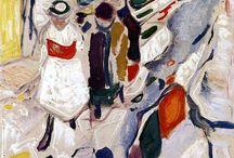 Z  Edvard Munch