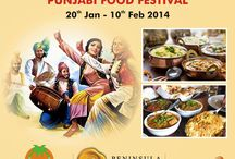 Pind Da Chaska / Bunch of Punjabi delicacies made to perfection to pamper your taste buds. Come join us for 'Pind Das Chaska' form January 20th January 2014 to 10th February 2014