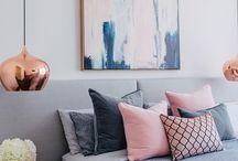 grey blue bedroom ideas