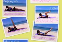 Inner Thigh Target Toning / by Nikki Boatright