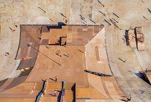Айдин Буюкташ (Aydın Büyüktaş) / Стамбульский фотограф  Айдин Буюкташ (Aydın Büyüktaş) снял серию оригинальных пейзажей под названием «Flatland», в которых искусно совместил разные измерения и ракурсы.