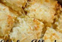 chicken lasagna roll / by Amy Latta Herndon