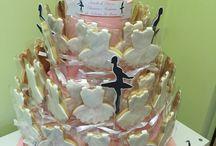 classic ballerina cookies pop