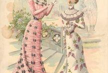 Fashion 1900-1910 / by Gregory Joseph