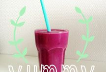 Smoothies, drinks