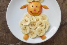 banana cake / banános sütik