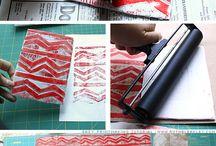 print making / by Ancha Jaya