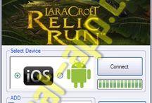Lara Croft Hack