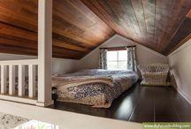 Podkrovna spálňa