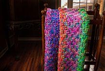 Scrap yarns project