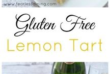 glutenfree  deserts teas