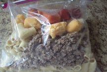 Freezer meals for baby / by Jessica Dhawan