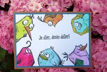 Bird Crazy Tim Holtz
