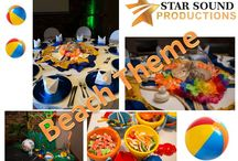 Star Sound Productions Theme / Themed Functions