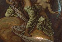 Art-Symbolism-Vedder, Elihu (1826-1923)