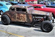Jeppy Rust Bucket Rat Rod