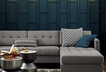 Sofa - dark grey