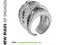 9 New Ways to Say I Do / Yes, diamonds are a girl's best friend however, new friends are welcome too. Here are 9 new ways to say I do. Like abstract ring shapes, pave designs (think of the engagement ring Bella received from Edward), smooth stones, mixed precious metals and black diamonds; the only gift rare enough for Big to give his girl Carrie. The new rules of engagement are really quite simple; just break all the rules.  Please enjoy these 9 new ways to say I do.